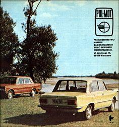 Pplski FIAT 125p Poland 1976