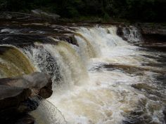 High Falls of the Cheat, Elkins, WV