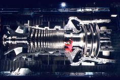 11 Best Gas Turbines images in 2014 | Gas turbine, Plants