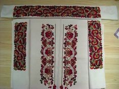 Cross Stitch Embroidery, Machine Embroidery, Floral Tie, Fiber Art, Sewing Projects, Accessories, Kurtis, Ukraine, Fashion