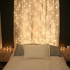 Battery Operated Waterproof Fairy Lights with 10M 100 Warm White LEDs: Amazon.co.uk: Lighting