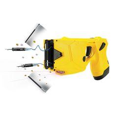 TASER® X2 Defender Kit Yellow with Laser