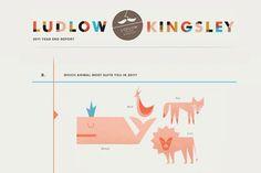 Design Work Life » Ludlow Kingsley: LK Year End Report