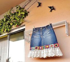 denim crochet skirt (5)