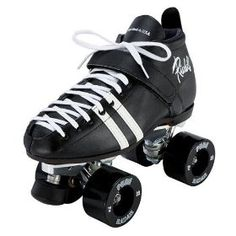 Speed Skates: I got my speed skates for Christmas my 7th grade year.     I still have them but now with pink wheels.