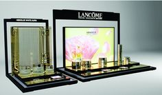 LANCOME Desktop Unit 2016 POPAI AWARDS acrylic display Pos Display, Counter Display, Table Top Display, Display Design, Makeup Display, Cosmetic Display, Acrylic Display Stands, Necklace Display, Design Poster
