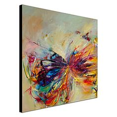 abstract butterfly painting - Google Search