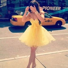 Yellow Homecoming Dress with Beading,Sweetheart Homecoming Dress,Short Prom