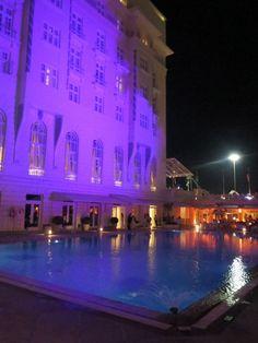 Copacabana Palace. Esta piscina não existe…uma beleza!