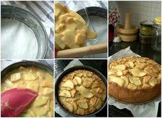 Tarta de manzana francesa, un clásico de rechupete | Cocina