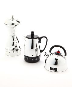 Look at this Appliance Kitchen Timer Set on #zulily today!