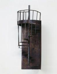 Juan Muñoz - Escalera de caracol