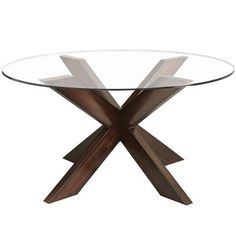 Simon X Coffee Table Base - Brown - Espresso - Home Decor Furniture Ideas