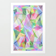 Graphic 32 Y Art Print by Mareike Böhmer Graphics - $20.00