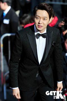 17December2014 Park Yuchun at the 35th Blue Dragon Awards Ceremony