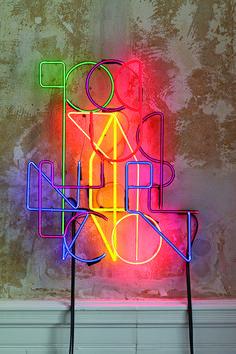 Kerim Seiler neon