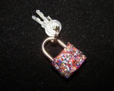 images of keys with glitter on them - Google Search