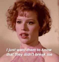 pretty in pink quotes Poetry Quotes, Mood Quotes, Life Quotes, Pretty In Pink Quotes, Pink Images, Teen Movies, Movie Lines, Emotion, Quote Aesthetic