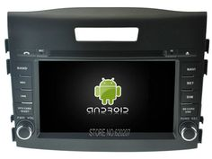 Android 5.1.1 CAR Audio DVD player gps FOR HONDA NEW CR-V 2012 Multimedia navigation head device unit receiver
