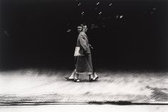 Harry Callahan, Chicago, 1955; photograph; gelatin silver print, 7 1/2 in. x 11 1/4 in.