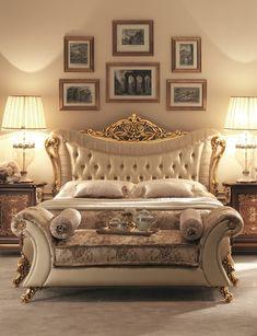 Italian Classic Bedroom Italian Design Furniture By Em Italia