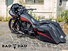 Bad Dad   Custom Bagger Parts for Your Bagger   Baggers :: Brad's Road Glide
