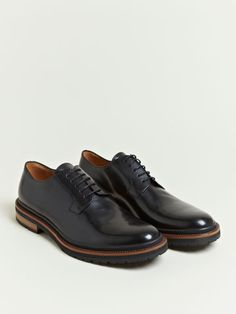 Dries Van Noten Men's Leather Oxford Shoes. $514 from www.ln-cc.com