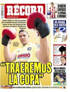 México - RÉCORD 28 de abril del 2015