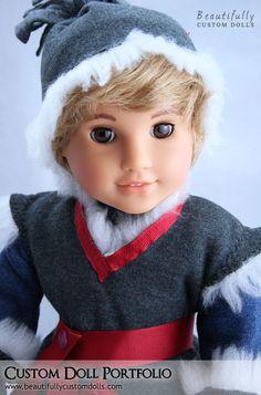 custom american girl doll - Google Search
