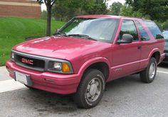 95-97 GMC Jimmy - Chevrolet S-10 Blazer - Wikipedia
