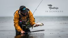 Sea Trout Fly Fishing in Denmark - The Tug