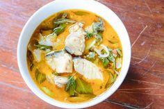 Petit curry express de cabillaud
