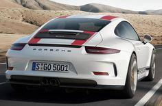 Porsche 911 R: Specifications, Price