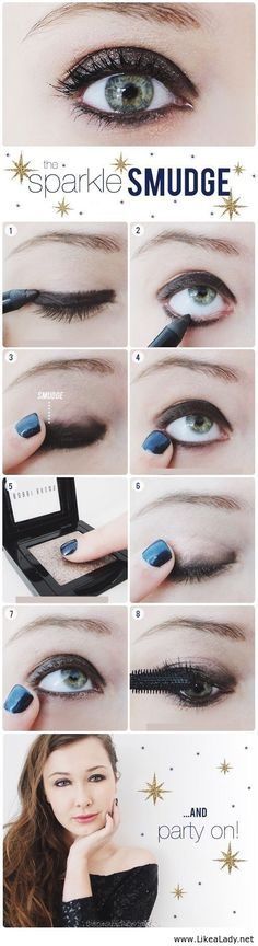 A stunning alternative to the smoky eye