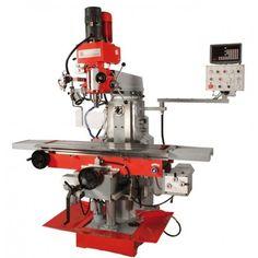 Masina de frezat universala Holzmann BF 1000DDROeste destinata productiei…