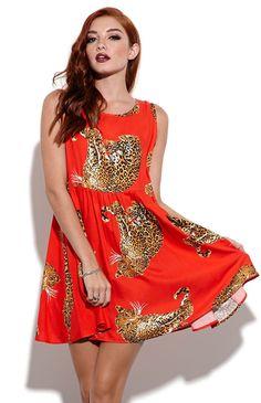 MinkPink King Of The Jungle Dress #minkpink #pacsun