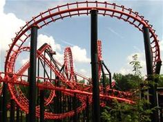Pictures Of Roller Coasters Bing Images Amusement Park Rides Roller Coasters Rollers