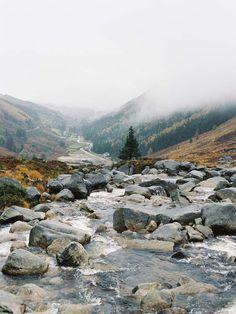 Vanessa Jackman: Weekend Life....An Autumn Hike in Glendalough, Wicklow…
