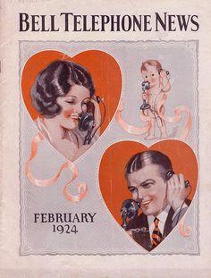 1924 Bell Telephone News