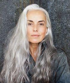 gray hair - Google Search