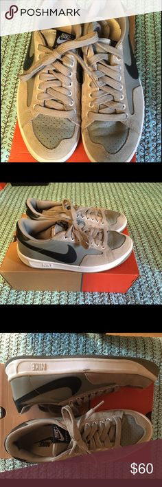 16450b0c7b Nike skate shoes Fantastic old school nights lightly worn in great shape  Nike Shoes Athletic Shoes