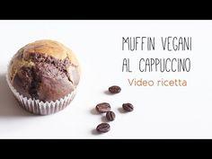 Muffin vegani al cappuccino - Vegolosi.it