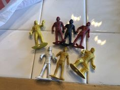 MPC RINGHAND figures MPC/MARX 1960s? ring hand playset vintage soldiers Lot #MPC Collectible Toys, Soldiers, 1960s, Ring, Ebay, Vintage, Rings, Sixties Fashion, Jewelry Rings