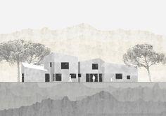 Albert Brito · 1403_VMM Low energy house. Viladecavalls