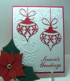 IC313  Cards and Paper Crafts at Splitcoaststampers ic313 card, christmas cards, galleries, memori box, season, boxes, box die, paper crafts, xmas cards