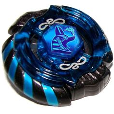 Beyblade Mercury Anubis (Anubius) Black Blue Legend Version Limited Edition WBBA