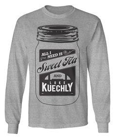 Luke Kuechly - Sweet Tea