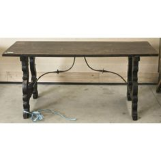 Antique Spanish Dining Table