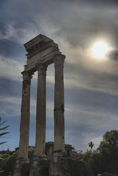 The Roman Forum, Roma  But wasn't there long enough... Need to go back