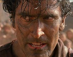 Evil Dead - Bruce Campbell - Ash